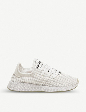 ADIDAS Deerupt low-top mesh trainers