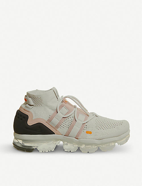 new products dcf9e 71e10 NIKE - Air Vapormax Flyknit Utility trainers | Selfridges.com