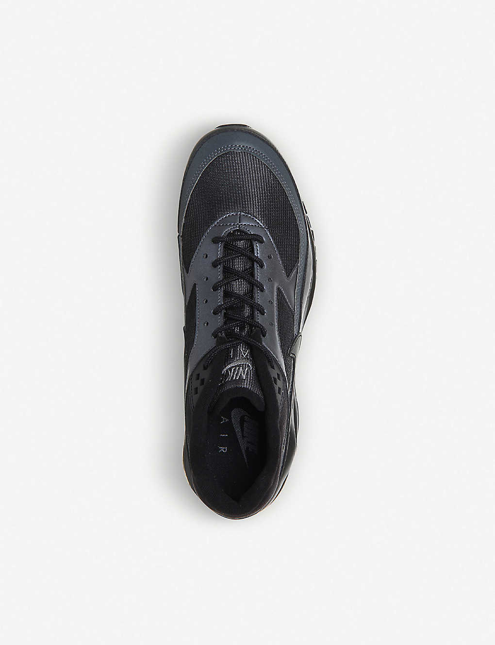 size 40 048bc 666c6 ... Air Max 97 BW iridescent leather trainers - Black metallic ...