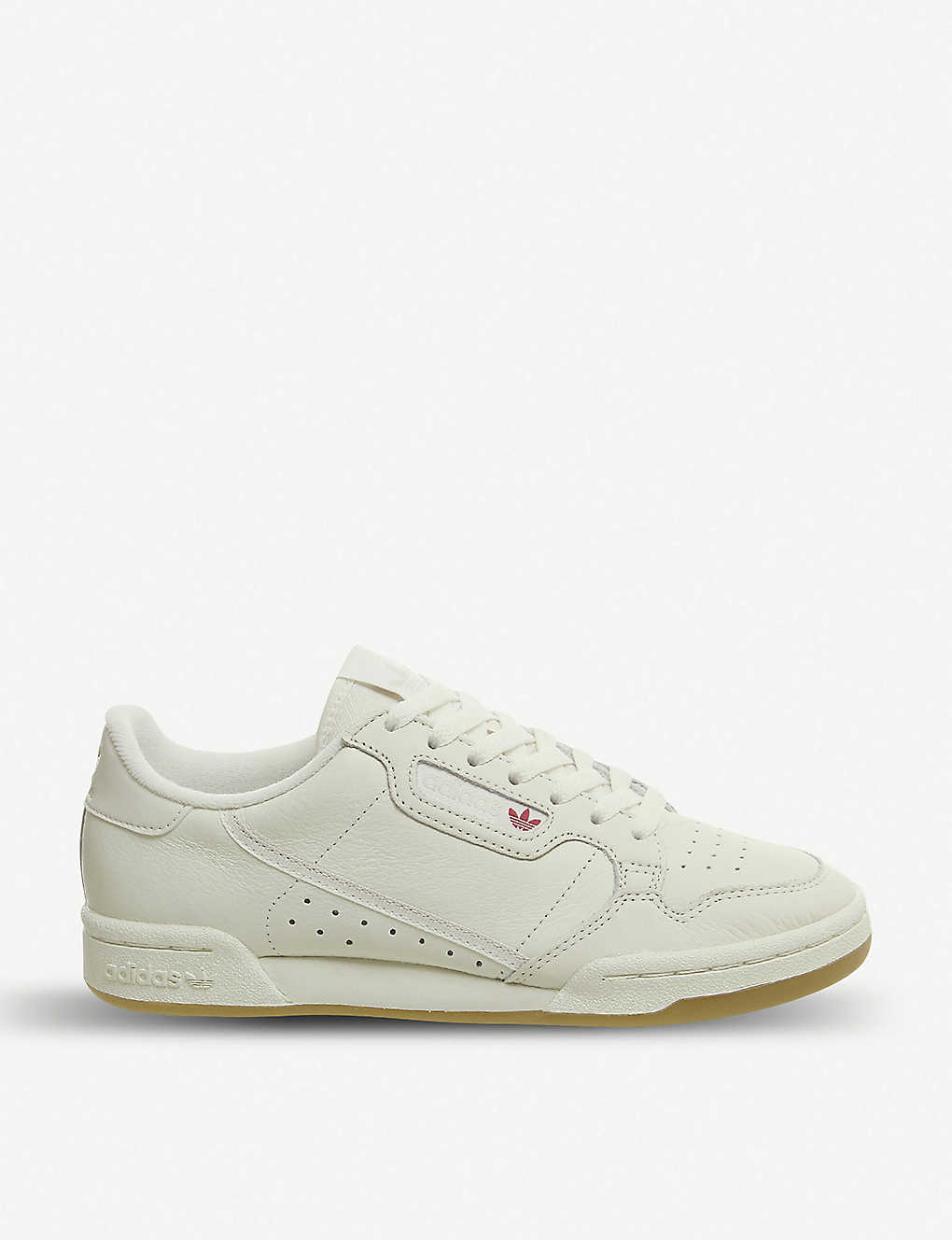 42ccc23ceab ADIDAS - Continental 80 leather trainers | Selfridges.com