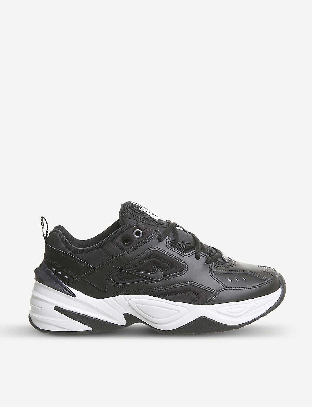 promo code 51c69 9ac27 ... M2K Tekno leather trainers zoom ...