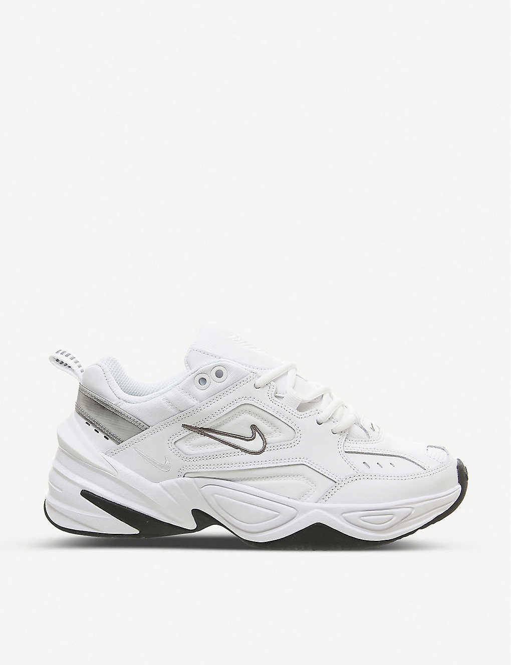 NIKE M2K Tekno leather trainers