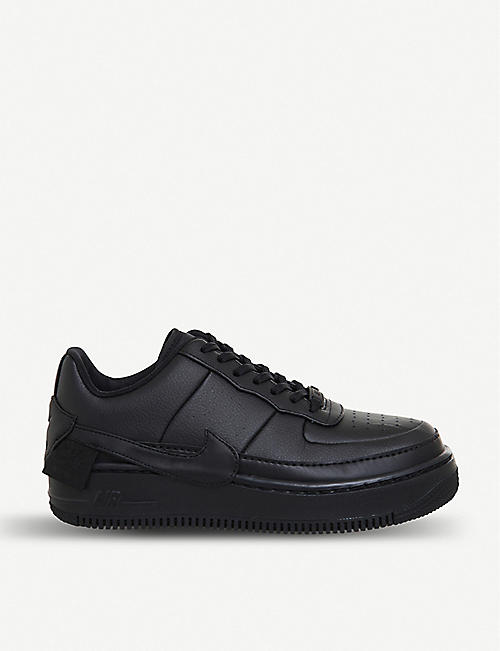 912ab4acaed38c NIKE Air Force 1 Jester XX leather trainers