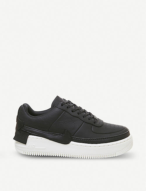 NIKE Air Force 1 Jester XX leather trainers