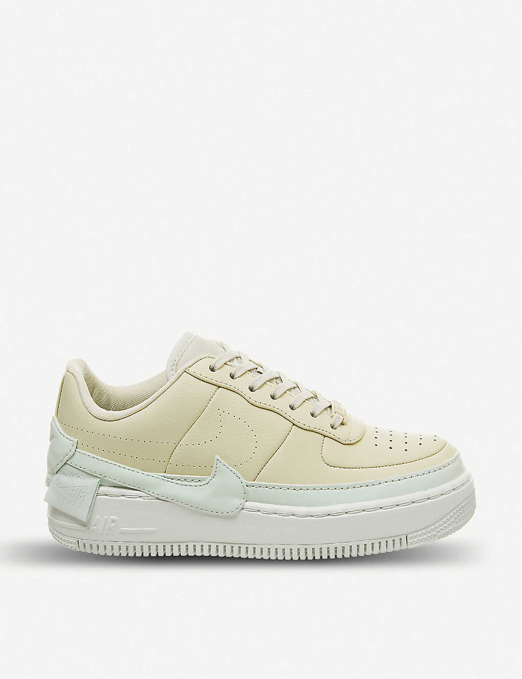 best website f7696 1788d Air Force 1 Jester XX leather trainers - Light cream ghost ...