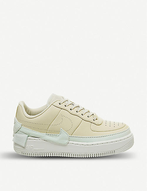 super popular 60ef6 40499 NIKE Air Force 1 Jester XX leather trainers