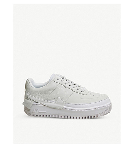 e052261bf36 ... NIKE Air Force 1 Jester XX leather trainer (Icons+xx+off+white.  PreviousNext