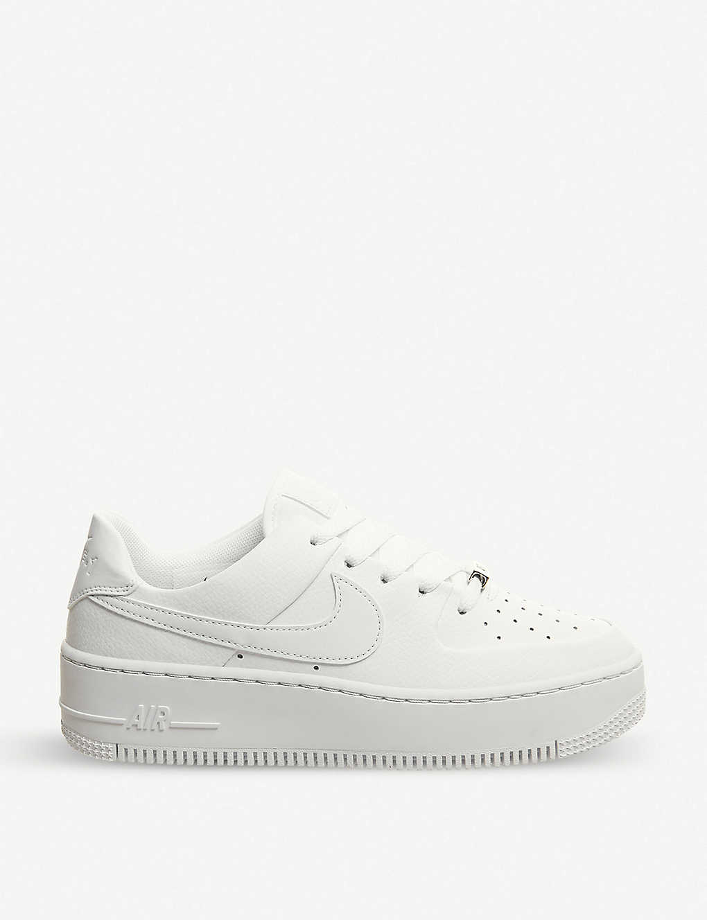 timeless design 146cb 93f22 Air Force 1 Sage suede trainers