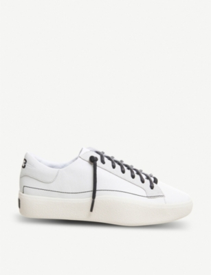 ecfb192300a49 ADIDAS Y3 - Y-3 Tangutsu leather trainers