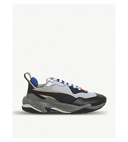 PUMA - Thunder Electric leather trainers  3f79d50bc