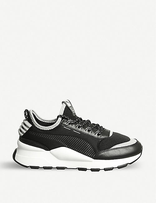c1c4f3e3f9ba PUMA RS-O Sound leather trainers