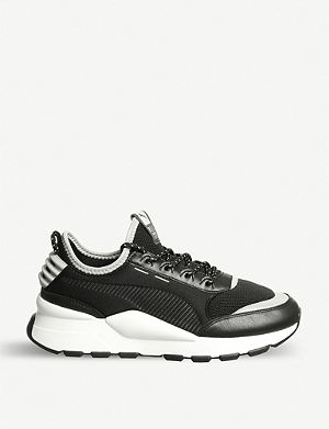 0d95ebe9b466 You May Also Like. PUMA RS-O Sound leather trainers