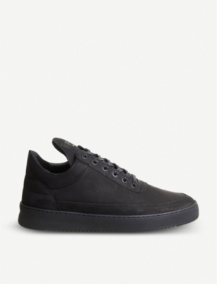 FILLING PIECES Lane suede trainers
