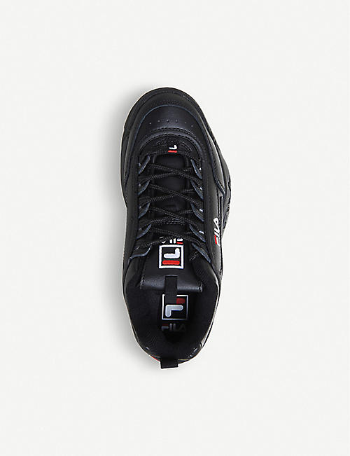 FILA Disruptor ii leather trainers