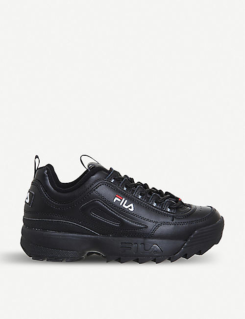 3d35e09241 FILA Disruptor ii leather trainers