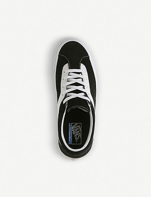 VANS Staple Bold Ni leather trainers