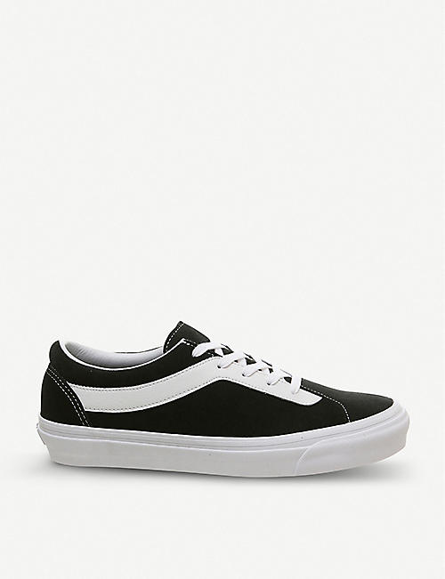 efd6580b60 VANS Staple Bold Ni leather trainers