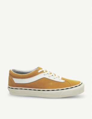 VANS New Issue Bold Ni suede and leather trainers