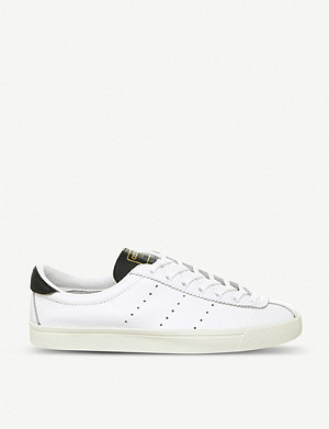 ADIDAS Lacombe Speziale leather trainers