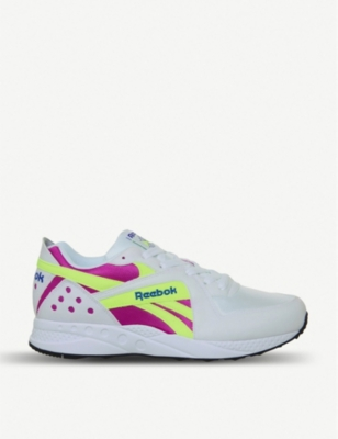 REEBOK Pyro mesh and textile trainers