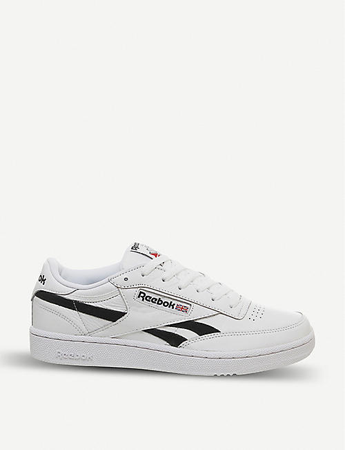 REEBOK Revenge Plus leather trainers