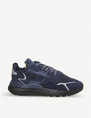ADIDAS: Nite Jogger Boost trainers