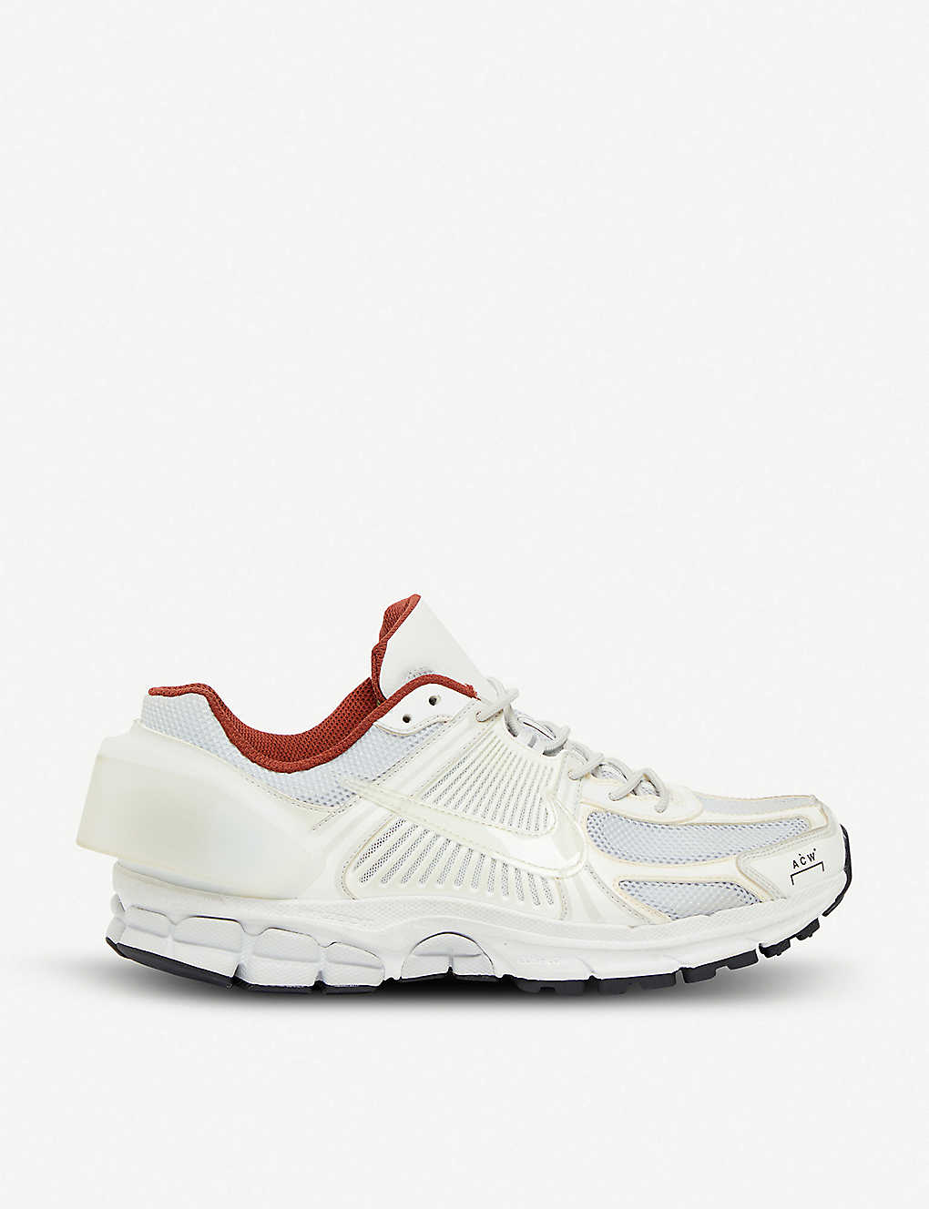 quality design b2305 bc9d6 NIKE Nike x A-COLD-WALL Zoom Vomero +5 leather and mesh trainers