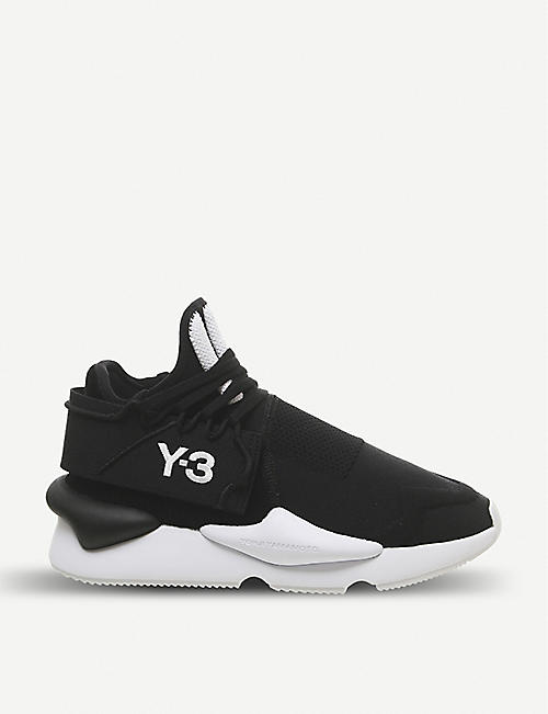 5235d593d ADIDAS Y3 Kaiwa knitted trainers