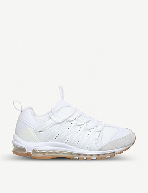 NIKE Air Max Haven leather and mesh trainers