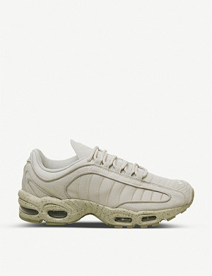NIKE Air Max Tailwind 4 leather trainers