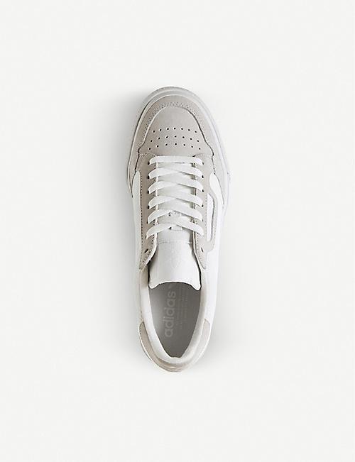 Men's Adidas Stan Smith Primeknit trainers. All Depop