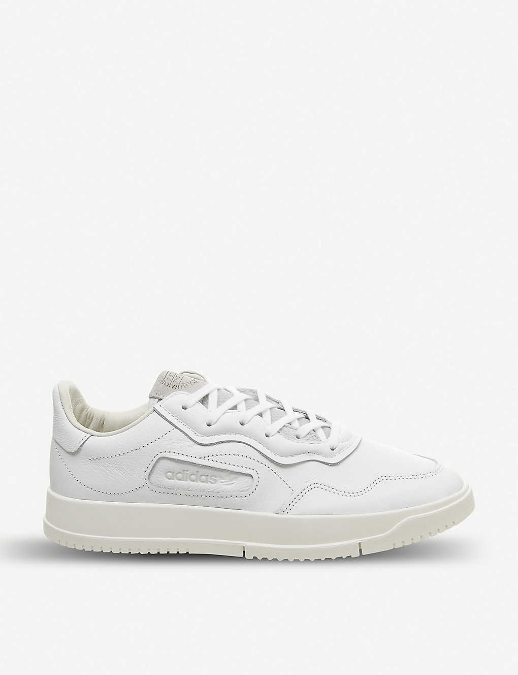 outlet store 0914a 689a4 ADIDAS SC Premiere leather trainers