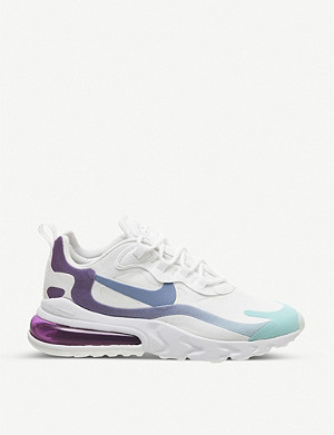 NIKE Air Max 270 React low-top trainers