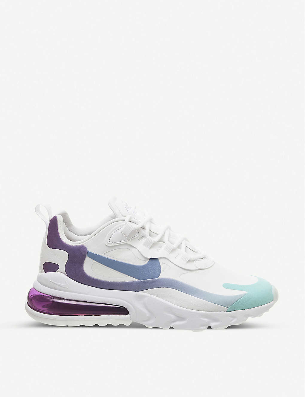 NIKE Air Max 270 React low top trainers |