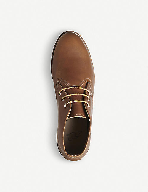 REDWING Work Chukka leather boots