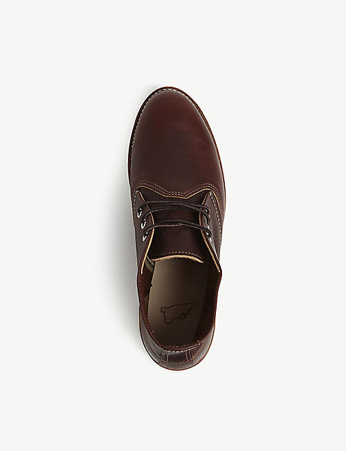 REDWING Work leather chukka boots