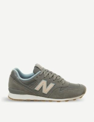 wholesale dealer 7ab75 2c131 NEW BALANCE - 576 leather trainers   Selfridges.com