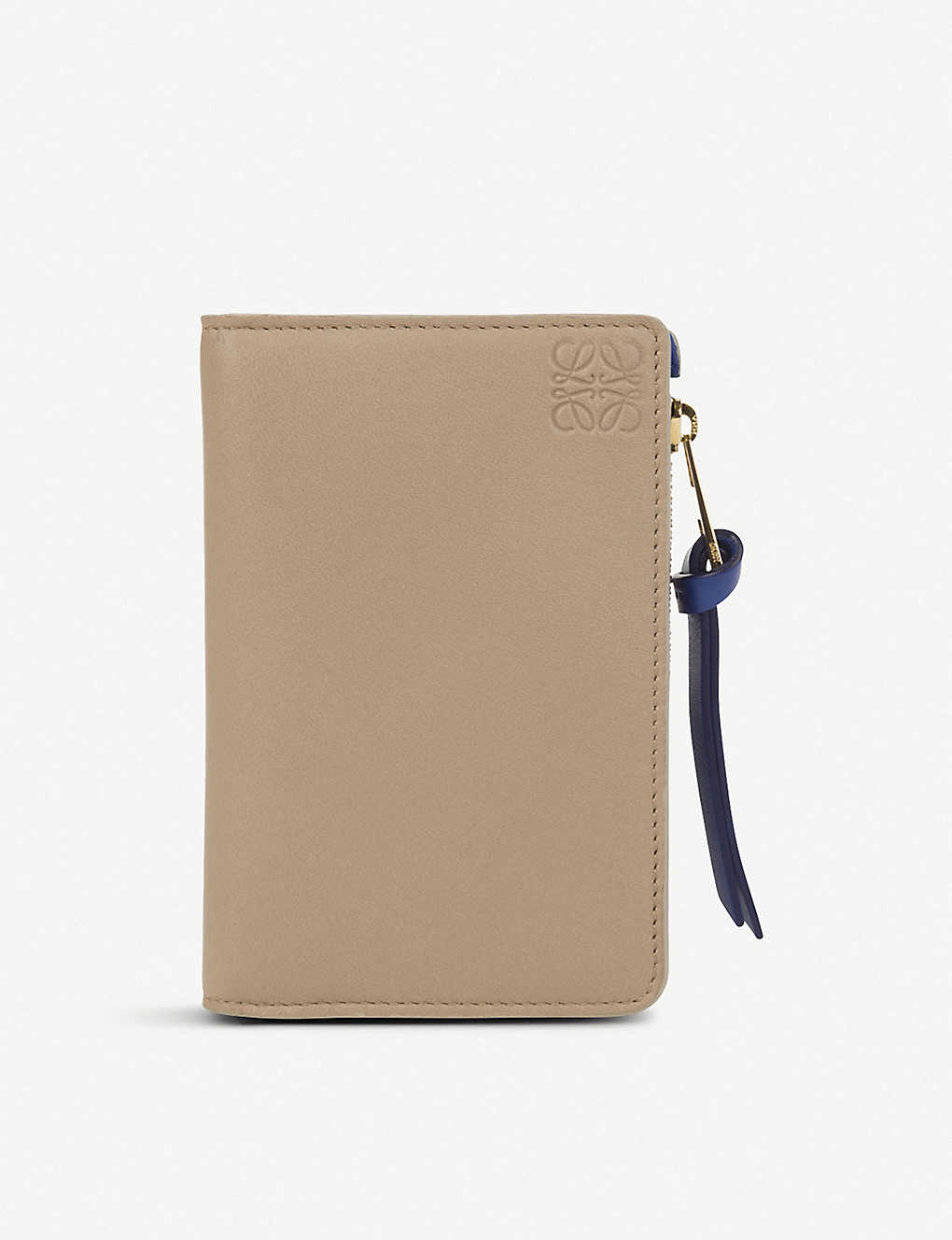 62736b8266 LOEWE - Small zip around leather wallet | Selfridges.com