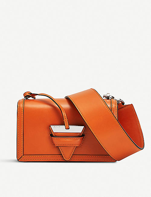 LOEWE Barcelona small leather cross-body bag