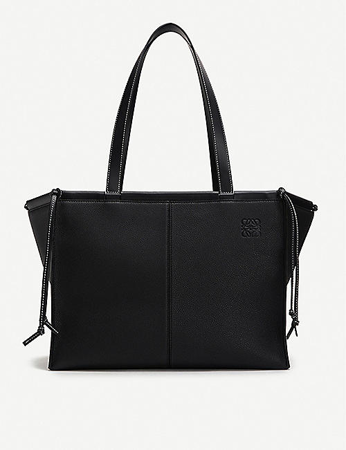 LOEWE Cushion leather tote bag