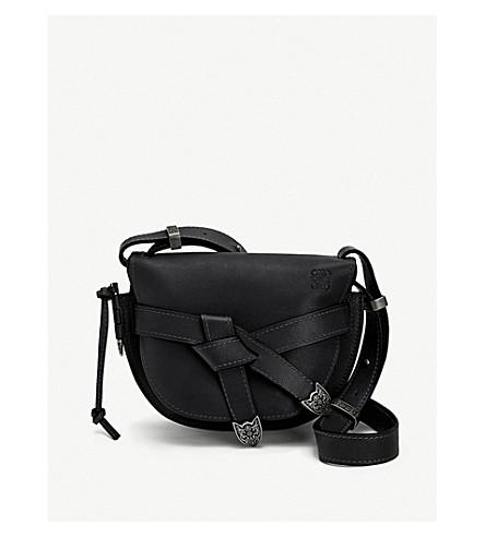 Loewe Shoulder Gate small leather shoulder bag