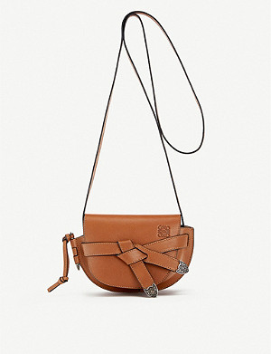LOEWE Gate mini leather bag