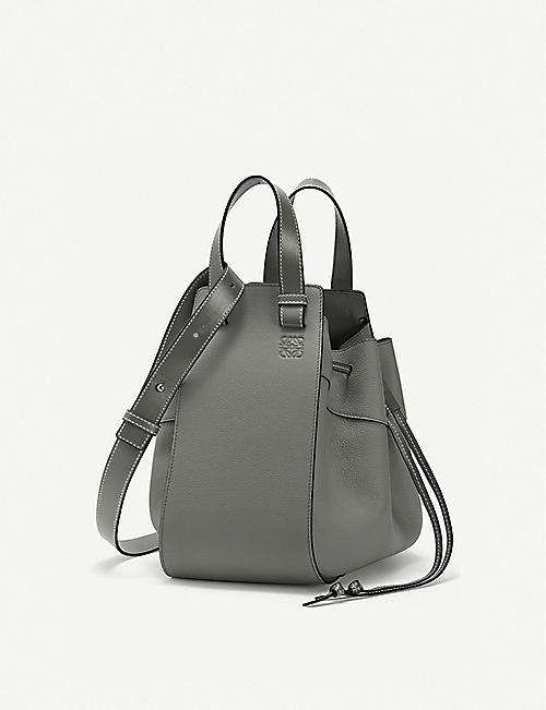 41c2d00f8fc LOEWE Hammock medium leather shoulder bag. Quick view Wish list
