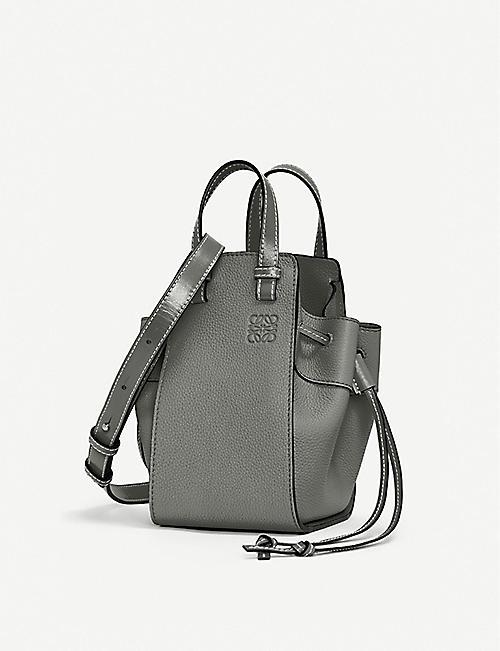 652ee72dceea LOEWE Hammock mini leather shoulder bag. Quick view Wish list