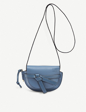 LOEWE Gate mini leather shoulder bag