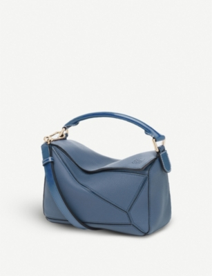 LOEWE Puzzle small multi function leather bag