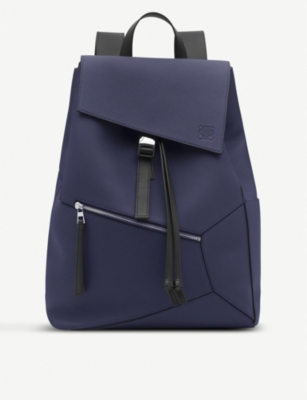 LOEWE Puzzle leather backpack