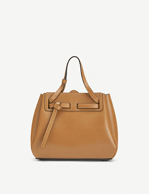 LOEWE Lazo leather mini bag