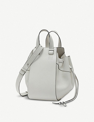 LOEWE Hammock medium leather shoulder bag
