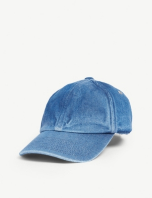 SANDRO Denim cap